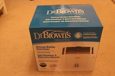 Dr Brown's Electric Sterilizer Brand New, UK post only