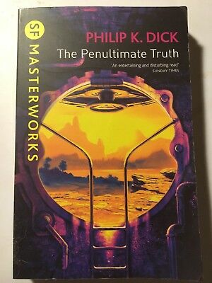 PHILIP K DICK @ PENULTIMATE TRUTH 2005 Gollancz UK edition Very Good+