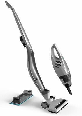 Cordless Stick Vacuum Cleaner 3-in-1 Lightweight Sweeper Converts to Handheld