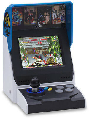 Console Retro Gaming NEO GEO Mini (40 games included) IT IMPORT SNK PLAYMORE