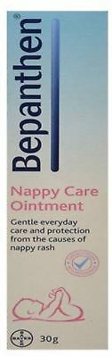 50 x Bepanthen Nappy Rash Ointment Cream 30g Damaged Box Stock Clearance Job Lot
