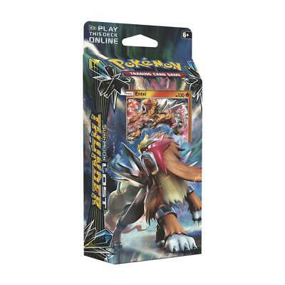 Pokemon TCG: Sun & Moon: Lost Thunder - Blazing Volcano Theme Deck :: Brand New