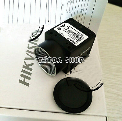 "1PC HIKVISION MV-CA013-30GM/GC 1/3"" 130W HD CMOS Gigabit industrial camera#SS"