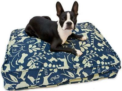 Molly Mutt Dog Bed cover 100% strong Cotton canvas Beautiful washable, Green,Eco