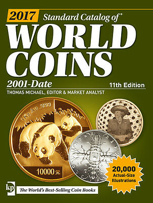 Standard Catalog of World Coins 2001 - Date (11.Auflage 2016)