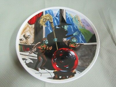 """Knowles Wizard of Oz """"Wicked Witch of the West"""" Plate"""