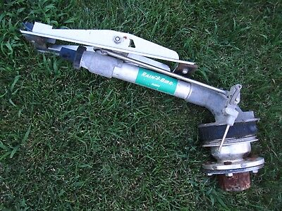 "RainBird Big Rain Bird Gun Sprinkler Irrigation Pasture Impact 2"" SR3003 Nelson"