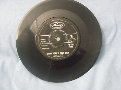 Stunning Mega Rare Original Platters songs, Save money, buy two on Mercury label