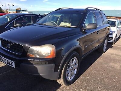 2006 Volvo Xc90 2.4 D5 185 Se G/t 8 Services, Leather, Fabulous Car, Very Clean!