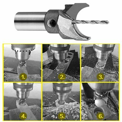 HOT 6-35mm Buddha Beads Ball Drill Tool Solid Carbide Woodworking Router Bit SPZ