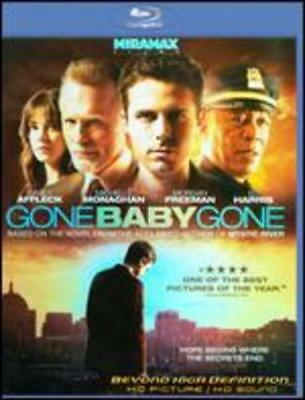 Gone Baby Gone [Blu-ray] by Ben Affleck: Used