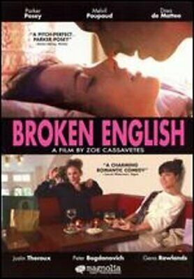 Broken English [WS] by Zoe Cassavetes: Used