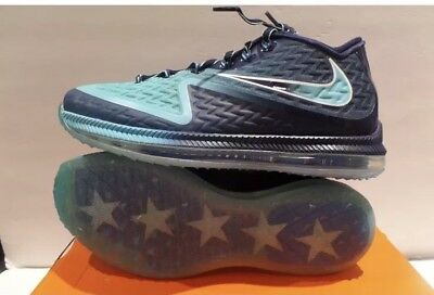 new product b157a 35494 Nike Field General 2 Air Max Football Gym Training Shoes - Size Us 10 Navy  Blue