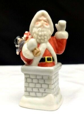 Royal Copenhagen Limited Edition Annual Santa 2004