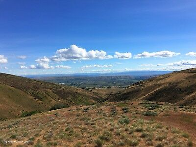30.07 Acres 4 Miles From Downtown Yakima, Washington Views Trees!