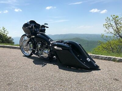 2017 Harley-Davidson Touring  Custom Bagger, built using a new 2017 Roadglide Special and the best parts!