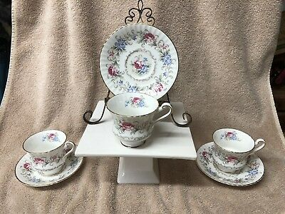 Chatelaine Cup And Saucer (3), Paragon By Appt.