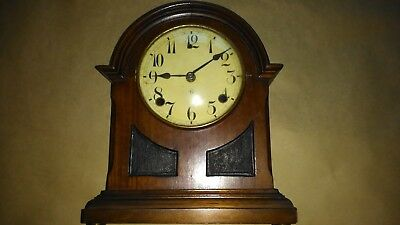 Gilbert Mantel Clock - CASE ONLY