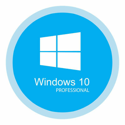 Windows 10 Professional (32/64 Bit) Genuine Retail Key - Instant Delivery