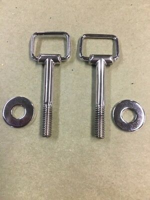 NOS Shelby Rollbar Tie downs 1968/1970