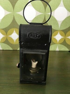 Antique Howes & Burily Ltd. Hand Held Lantern