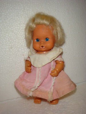 Vintage  Sweet April Doll Moving Arms Legs with extra nib clothes -V.G.C.