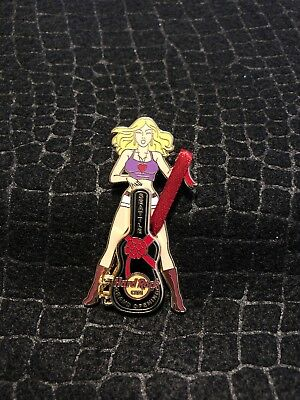 Hard Rock Cafe Seattle Grand Opening Pin