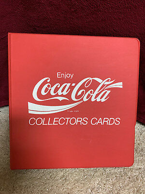 Coca Cola Collectors Cards Series 1-3 and Complete Set of Pogs for Series 1 &2