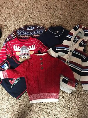 Lot Of boys 24 Month Sweaters