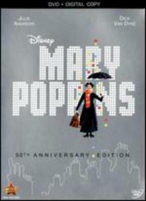 Mary Poppins [50th Anniversary Edition] [Includes Digital Copy]: New
