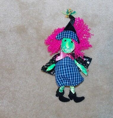 Ty Beanie Baby Babies SCARY the witch with Tags halloween 2001