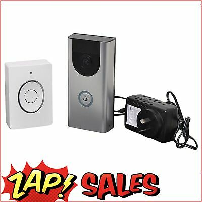 $160 After Discount:WiFi Video Doorbell with Ringer