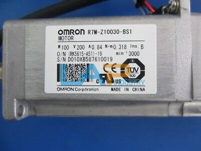 1PC New For Omron Servo Motor R7M-Z10030-BS1