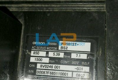 1PC For Omron Servo Motor R88M-W85015T-BS2