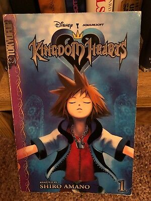 Kingdom Hearts Volume 1
