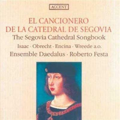 El cancionero de la Cathedral de Segovia CD