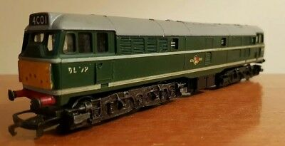Triang/Tri-ang Brush Class 31 Type 2 Diesel Electric Locomotive