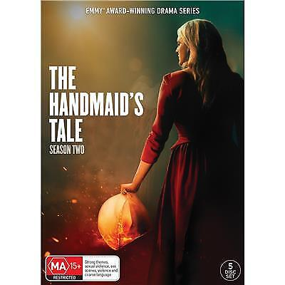 Handmaids Tale, The - Season 2 (SP Cover) (DVD) (2018) (Region 4) New Release