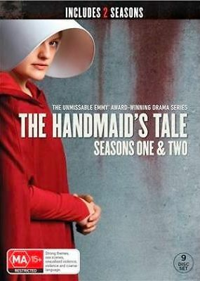 Handmaids Tale, The -Season 1-2 (DVD) (2018) (Region 4) New Release