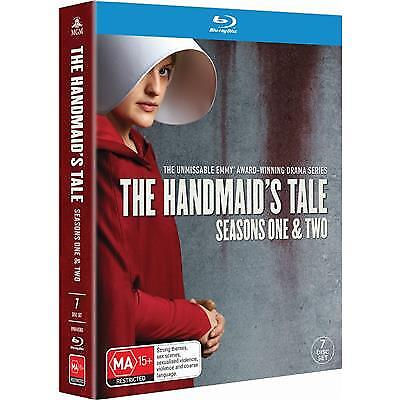 Handmaids Tale, The -Season 1-2 (Blu-ray) (2018) (Region B) New Release