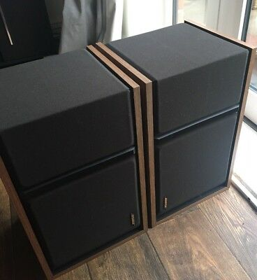 Vintage Bose Speakers 301 series 3  Pair