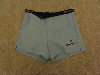 Rare Cerruti 1881 Vintage Jimmy Connors  80S Tennis Shorts 34