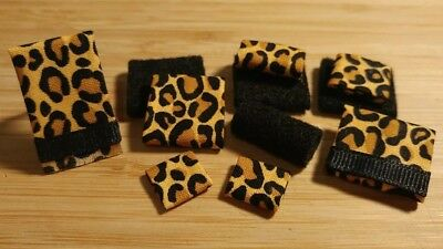 1:12 Scale Miniature Dollhouse Bathroom Towels Set On Sale Today Only $5.99