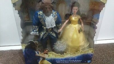 Disney Store, Beauty And The Beast Figures/dolls, Live Action Movie, Rare, xmas