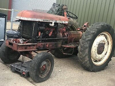Nuffield 4/ 65 tractor Spares Repair