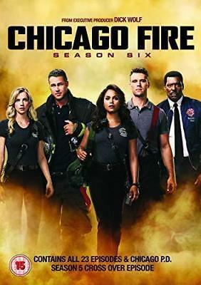 Chicago Fire  Season 6 BRAND NEW AND SEALED REGION 2