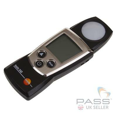 *NEW* Testo 540 Pocket Light Meter incl. Calibration Protocol / UK Stock