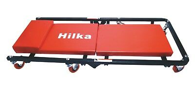 Hilka Canvas Folding Car Creeper