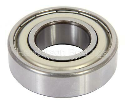 S6301ZZ Stainless Steel Ball Bearing 12x37x12mm