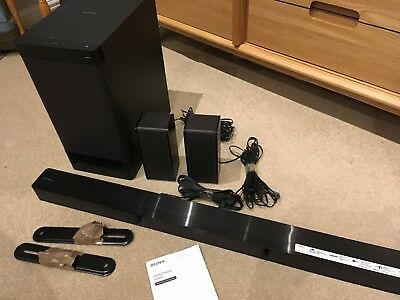 "Sony HT-RT3 5.1"" Home Cinema System"